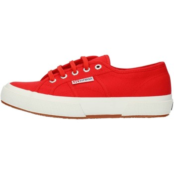 Sko Lave sneakers Superga 2750S000010 Red