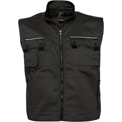 textil Veste / Cardigans Sols ZENITH PRO - WORK Negro