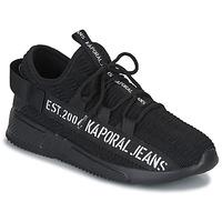 Sko Herre Lave sneakers Kaporal DOFINO Sort