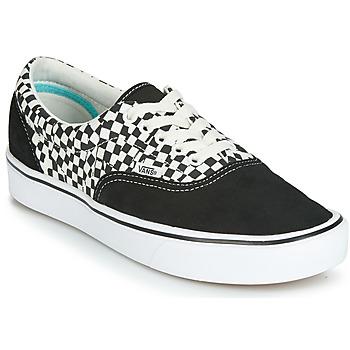 Sko Lave sneakers Vans COMFYCUSH ERA Sort / Hvid