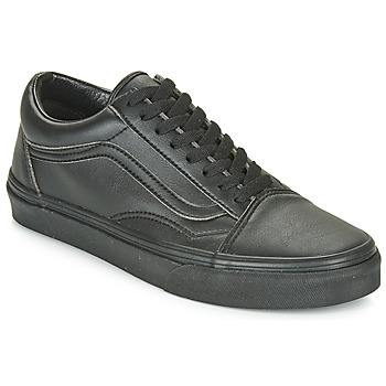 Sko Lave sneakers Vans OLD SKOOL Sort