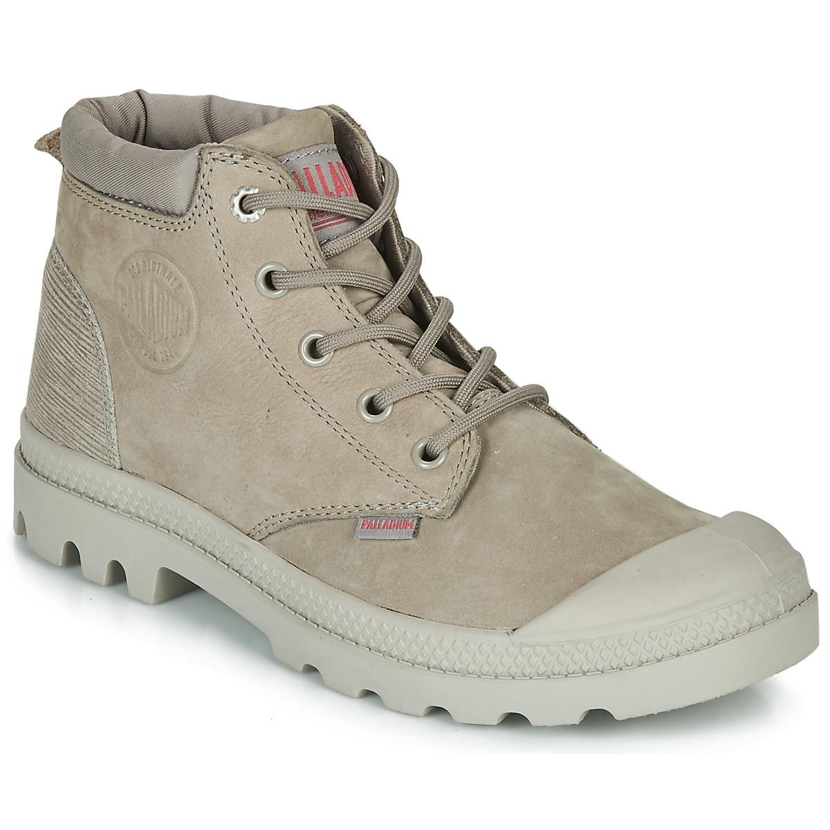 Støvler Palladium  PAMPA LO CUFF LEA