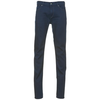 textil Herre Smalle jeans 7 for all Mankind RONNIE Blå / Mørk