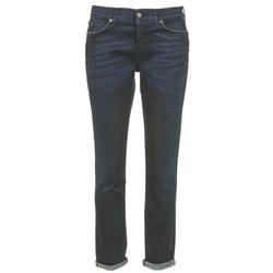 textil Dame Smalle jeans 7 for all Mankind JOSEFINA Blå / Mørk