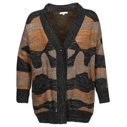 textil Dame Veste / Cardigans See U Soon DUZIR Flerfarvet