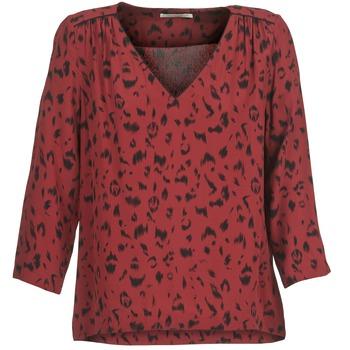 textil Dame Toppe / Bluser See U Soon TRIRIVIER Bordeaux