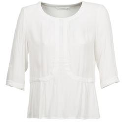 textil Dame Toppe / Bluser See U Soon CABRILA Hvid