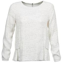 textil Dame Toppe / Bluser See U Soon CABRINOU Hvid