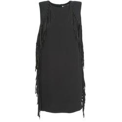 textil Dame Korte kjoler See U Soon LOUBIRA Sort