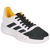 Sko Herre Basketstøvler adidas Performance PRO ADVERSARY LOW 2 Hvid / Sort