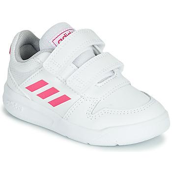 Sko Pige Lave sneakers adidas Performance VECTOR I Hvid / Pink