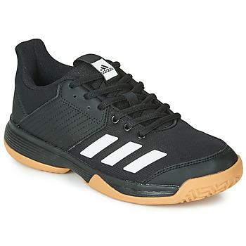 Sko Børn Lave sneakers adidas Performance LIGRA 6 YOUTH Sort