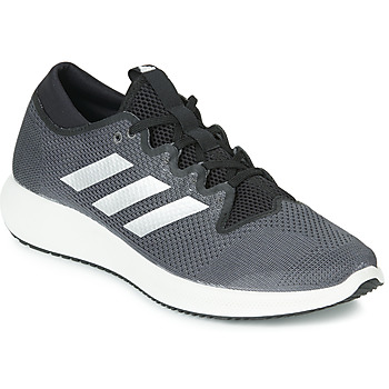 Sko Herre Lave sneakers adidas Performance EDGE FLEX M Sort / Grå
