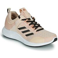 Sko Dame Lave sneakers adidas Performance EDGEBOUNCE 1.5 W Beige / Sort