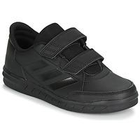 Sko Børn Lave sneakers adidas Performance ALTASPORT CF K Sort