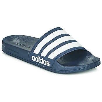 Sko badesandaler adidas Performance ADILETTE SHOWER Marineblå