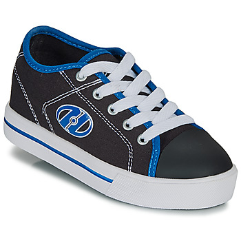 Sko Dreng sko med hjul Heelys CLASSIC X2 Sort / Hvid / Blå
