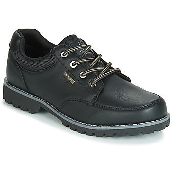 Sko Herre Lave sneakers Kappa NAGOA Sort