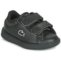 Sko Børn Lave sneakers Lacoste CARNABY EVO BL 3 SUI Sort
