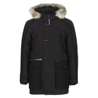 textil Herre Parkaer G-Star Raw VODAN PADDED HDD PM PARKA Sort