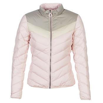 textil Dame Dynejakker G-Star Raw ALASKA PDD DOWN JKT WMN Pink / Beige