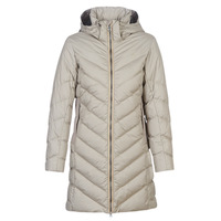 textil Dame Dynejakker G-Star Raw WHISTLER SLIM DOWN HDD LONG COAT WMN Beige