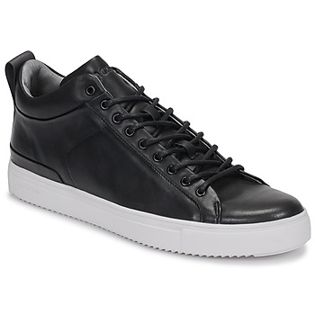 Sko Herre Lave sneakers Blackstone SG29 Sort