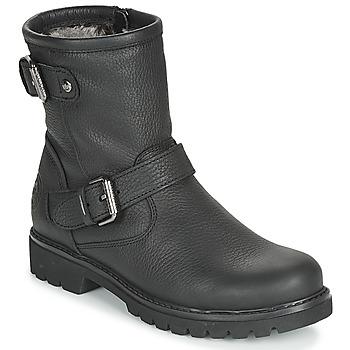 Sko Dame Støvler Panama Jack FELINA Sort