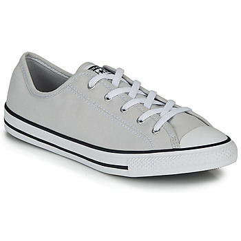 Sko Dame Lave sneakers Converse CHUCK TAYLOR ALL STAR DAINTY GS  CANVAS OX Grå