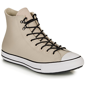 Sko Høje sneakers Converse CHUCK TAYLOR ALL STAR WINTER LEATHER BOOT HI Beige