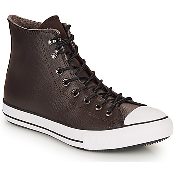 Sko Høje sneakers Converse CHUCK TAYLOR ALL STAR WINTER LEATHER BOOT HI Brun