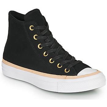 Sko Høje sneakers Converse CHUCK TAYLOR ALL STAR VACHETTA LEATHER HI Sort