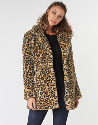 textil Dame Frakker Oakwood USER Leopard