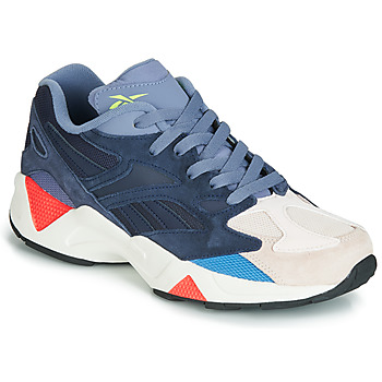 Sko Lave sneakers Reebok Classic AZTREK 96 Grå / Blå