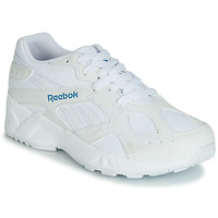 Sko Dame Lave sneakers Reebok Classic AZTREK Hvid / Blå