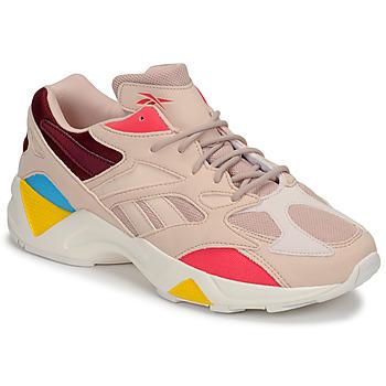 Sko Dame Lave sneakers Reebok Classic AZTREK 96 Beige