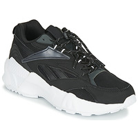 Sko Dame Lave sneakers Reebok Classic AZTREK DOUBLE MIX L Sort