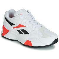 Sko Dreng Lave sneakers Reebok Classic AZTREK 96 J Hvid
