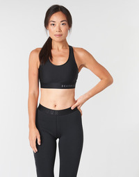 textil Dame Sports-BH Under Armour ARMOUR MID KEYHOLE BRA Sort