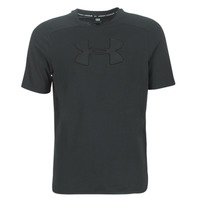 textil Herre T-shirts m. korte ærmer Under Armour UNSTOPPABLE MOVE TEE Sort