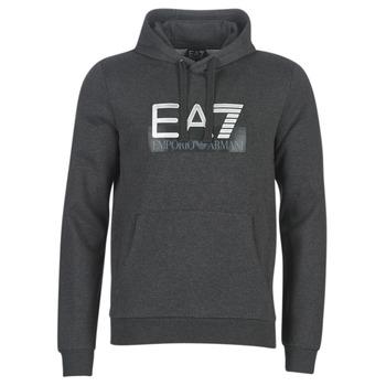 textil Herre Sweatshirts Emporio Armani EA7 6GPM17-PJ07Z-3909 Grå