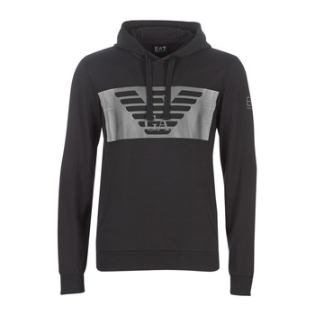 textil Herre Sweatshirts Emporio Armani EA7 6GPM56-PJ05Z-1202 Sort