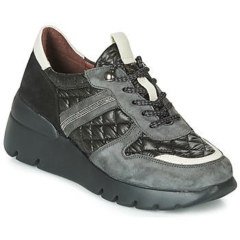 Sko Dame Lave sneakers Hispanitas RUTH Grå