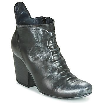 Sko Dame Høje støvletter Papucei LYLIENE BLACK Sort