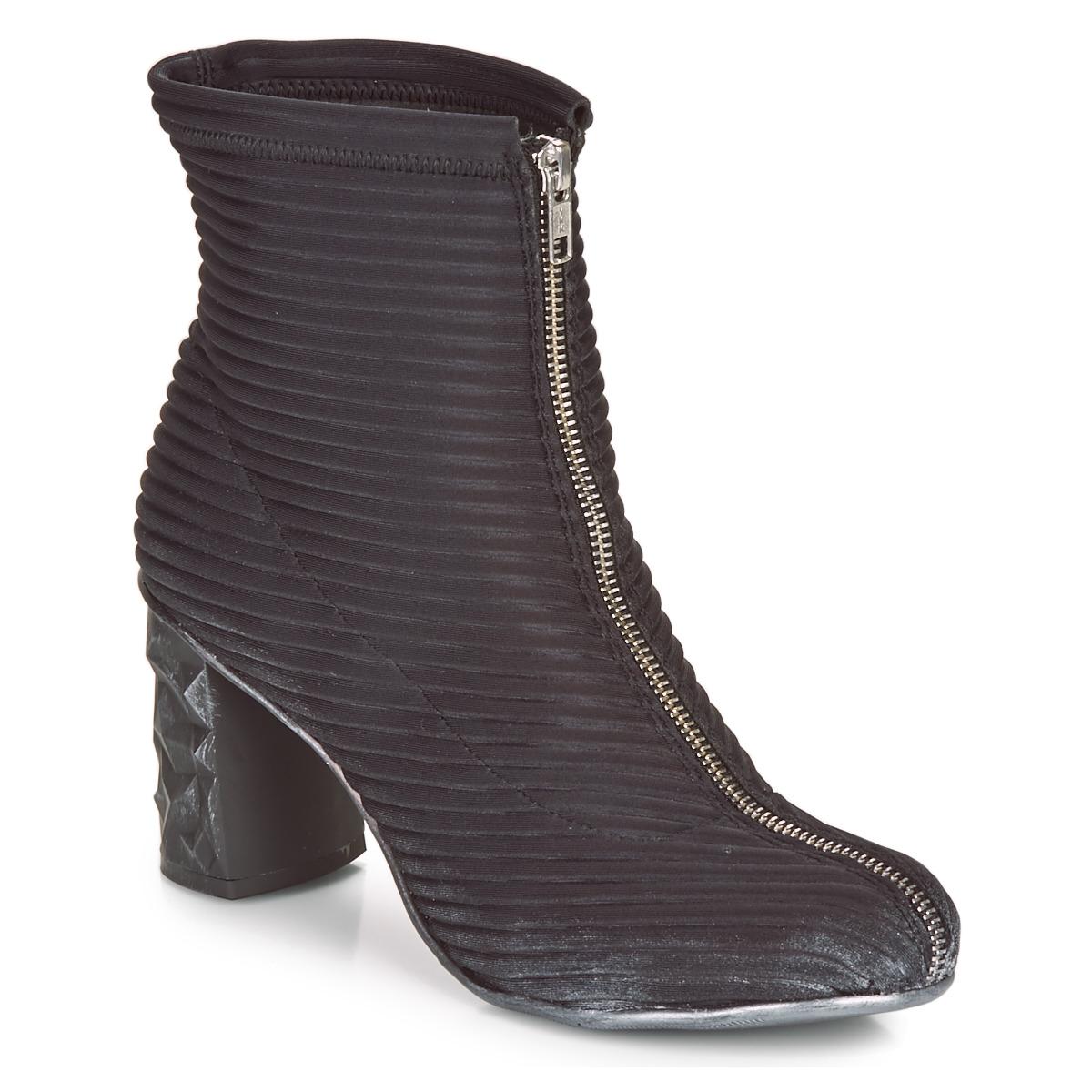 Støvletter Papucei  TEO BLACK
