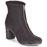 Sko Dame Høje støvletter Papucei TEO BLACK Sort