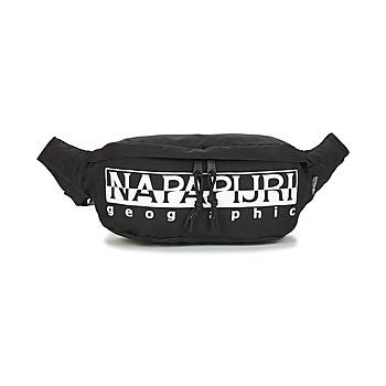 Tasker Bæltetasker Napapijri HAPPY Sort