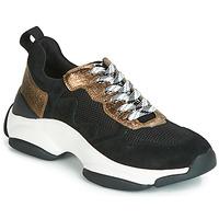 Sko Dame Lave sneakers Mam'Zelle HELIUM Sort / Bronze