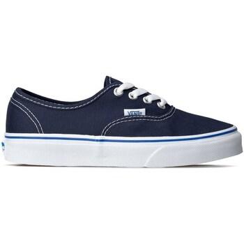 Sko Dame Lave sneakers Vans Authentic Hvid, Flåde