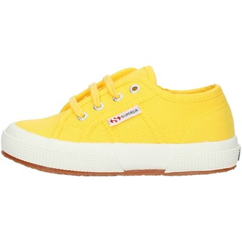 Sko Børn Lave sneakers Superga 2750S0003C0 Yellow Sunflower